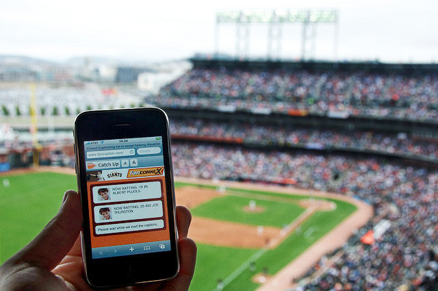 Are new stadium WiFi networks changing sports marketing?