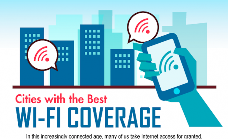 U.S. Cities with the Best Wifi
