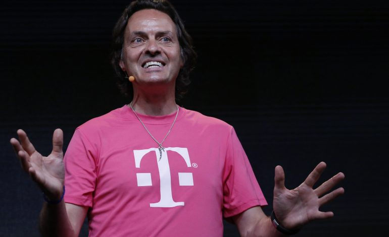 If it takes 20 tweets, it takes 20 tweets: Unorthodox social media lessons from T-Mobile's CEO