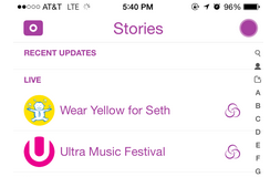 snapchat trending stories