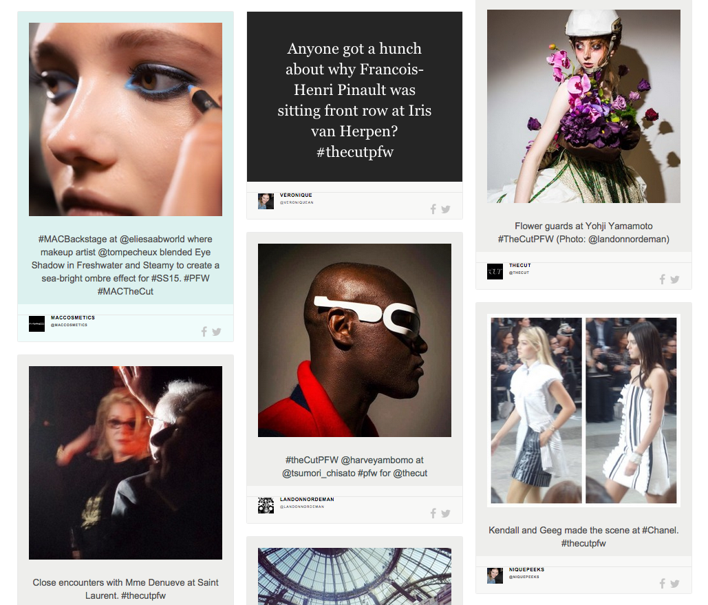 thecut inline advertising user generated content social media rights