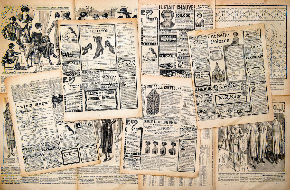The History and Evolution of Advertising