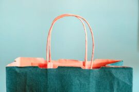 Shopping bag 9 Ways to Optimize eCommerce Conversion Rate by Traffic Source