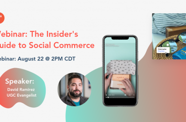 Insider Guide to Social Commerce Webinar