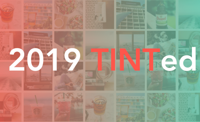 Our Year of Innovation in Review: 2019 Tinted