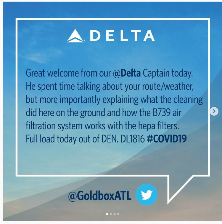 Delta safety employee generated content