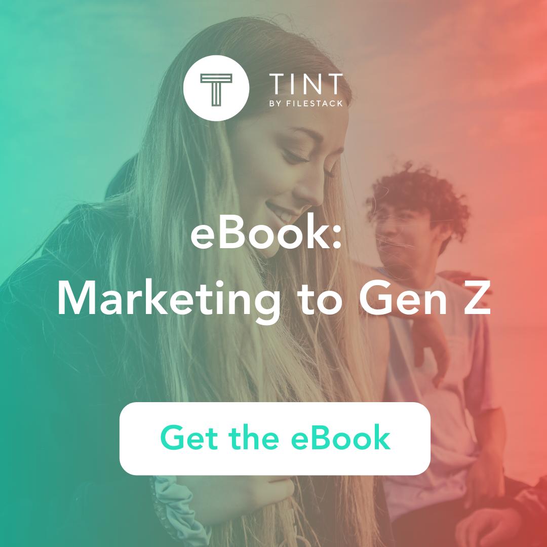 TINT ebook Marketing to Gen Z