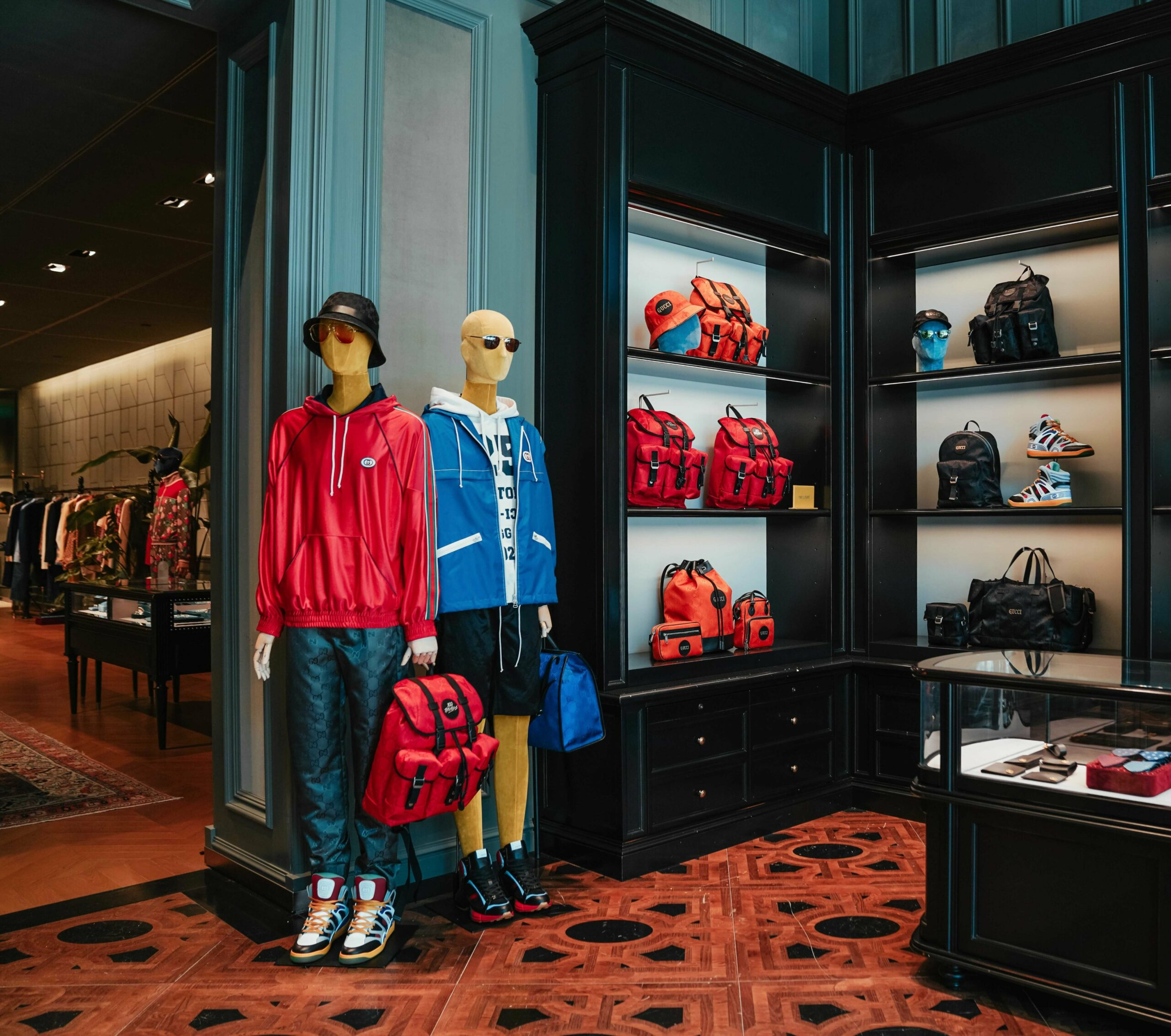 Esports organization 100thieves collab with fashion brand Gucci