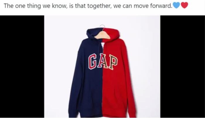 Gap ad