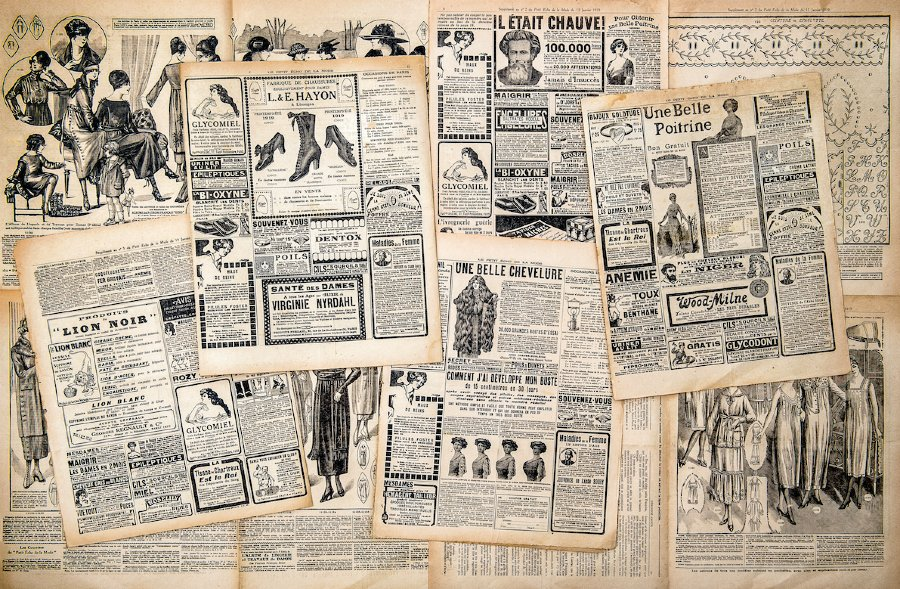 history and evolution of advertising
