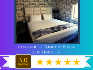 Compton-stackhouse hotel review five stars