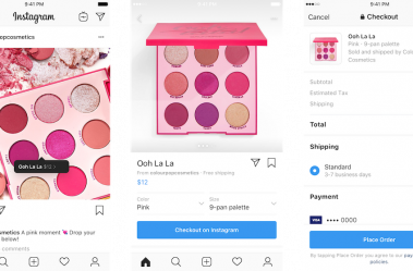 Instagram Checkout and UGC TINT