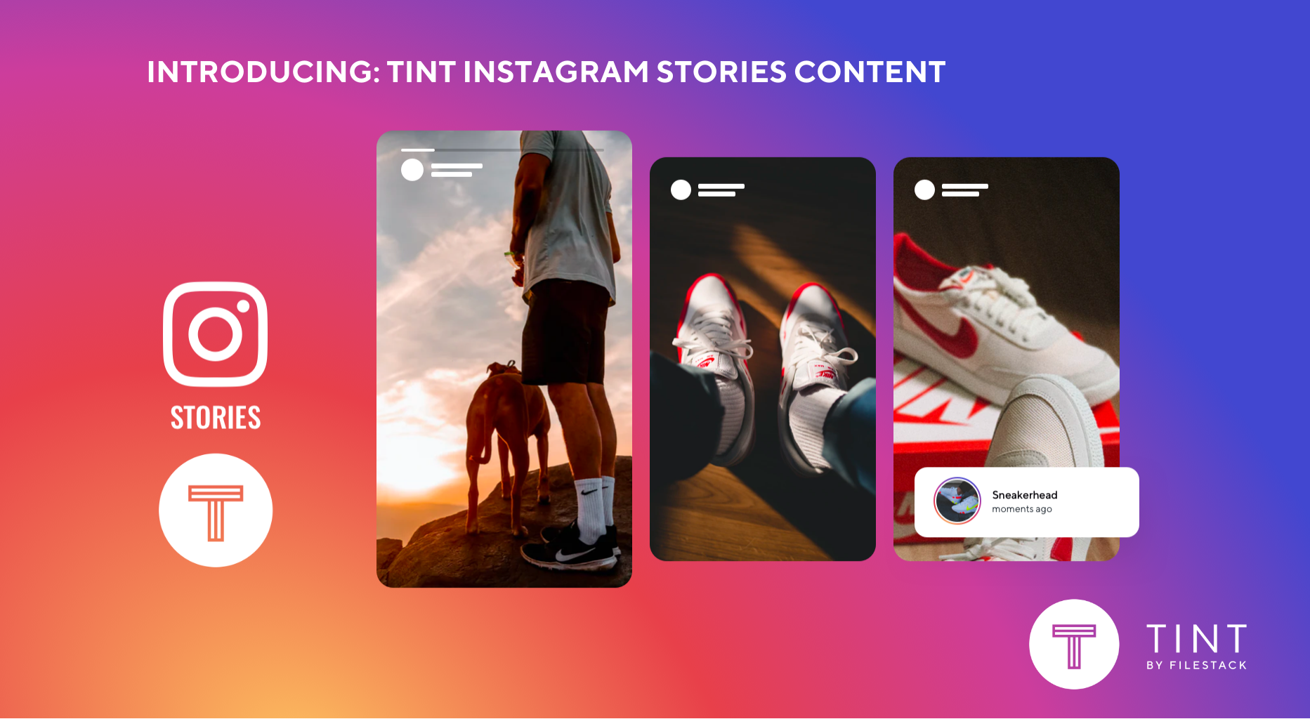 Feature Release: Aggregate Instagram Stories content in TINT