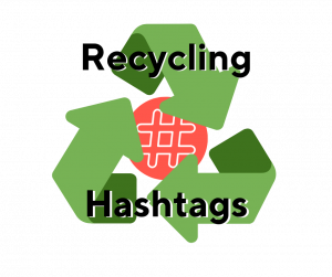 Hashtag already being used, recycle the hashtag.