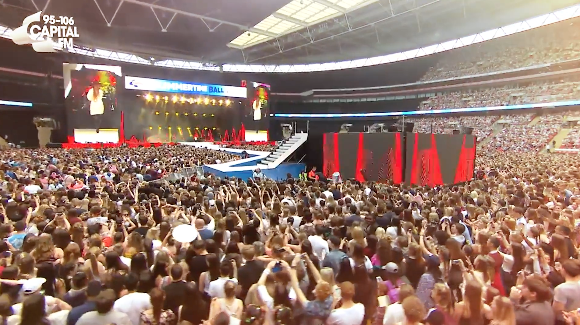 Tint at Summertime Ball