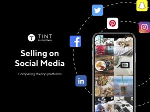Ebook: Selling on Social Media — Comparing the Top Social Commerce Platforms