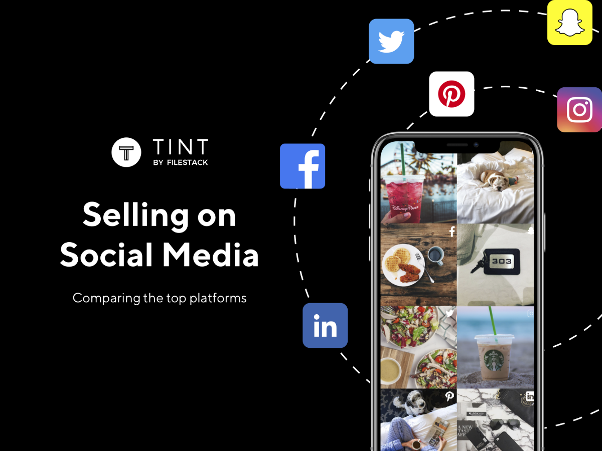 Social Commerce eBook from TINT