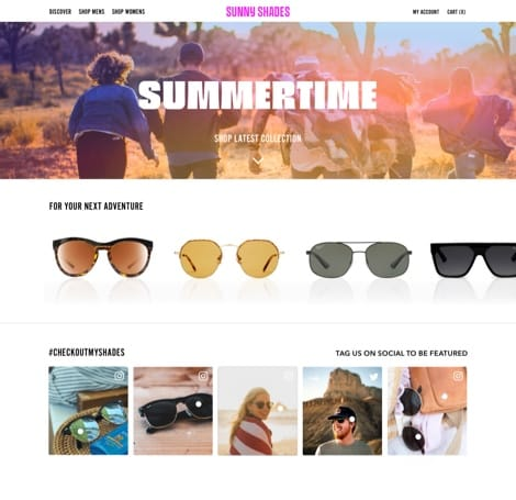 TINT UGC Gallery social ecommerce strategy