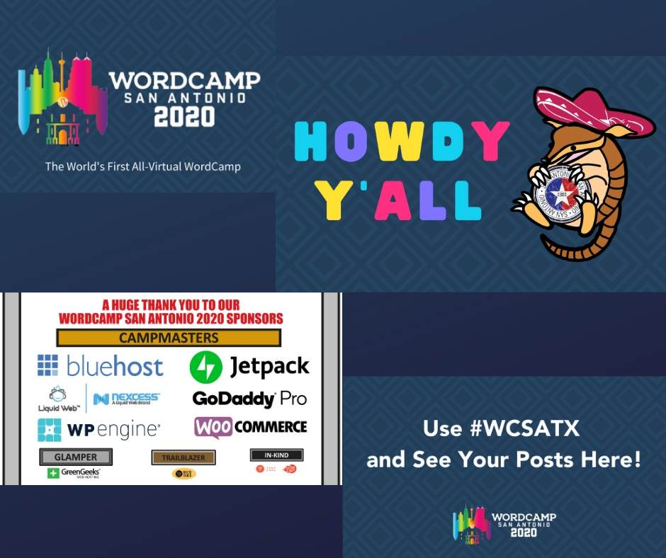 9 Lessons Learned from WordCamp San Antonio