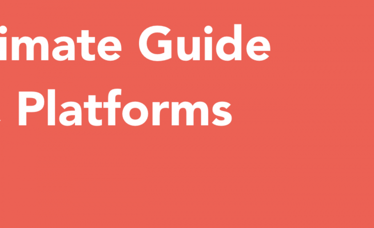 The Ultimate Guide to User Generated Content Platforms