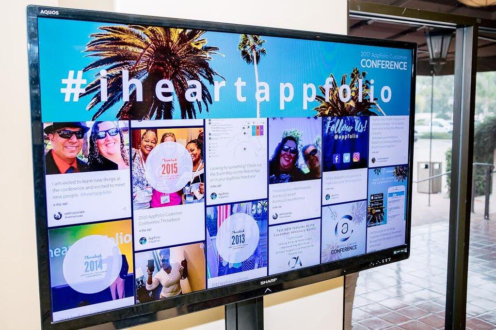 appfolio social wall