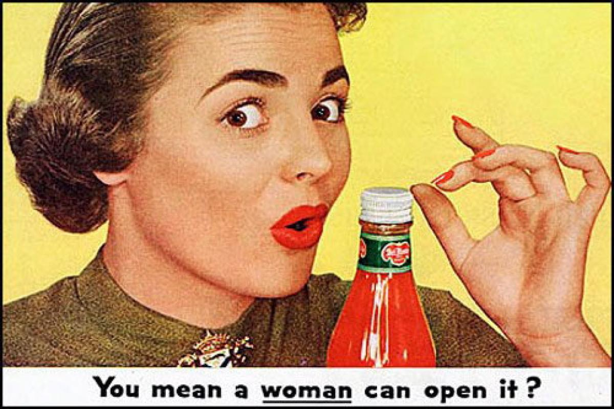 women in advertising