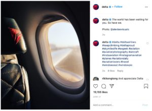 hashtag campaigns arent dead Delta